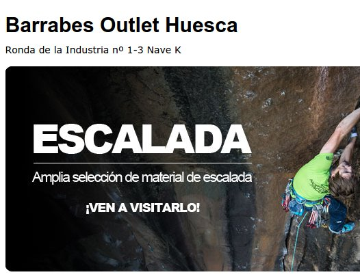 Barrabes outlet