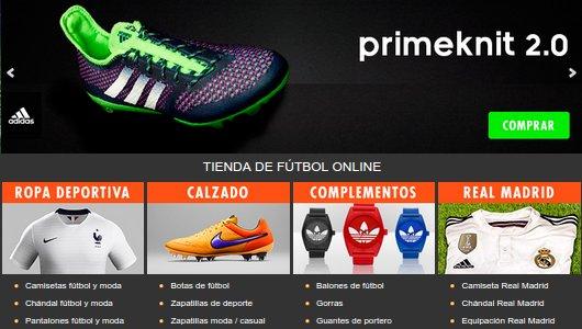 Futbol Factory tienda online
