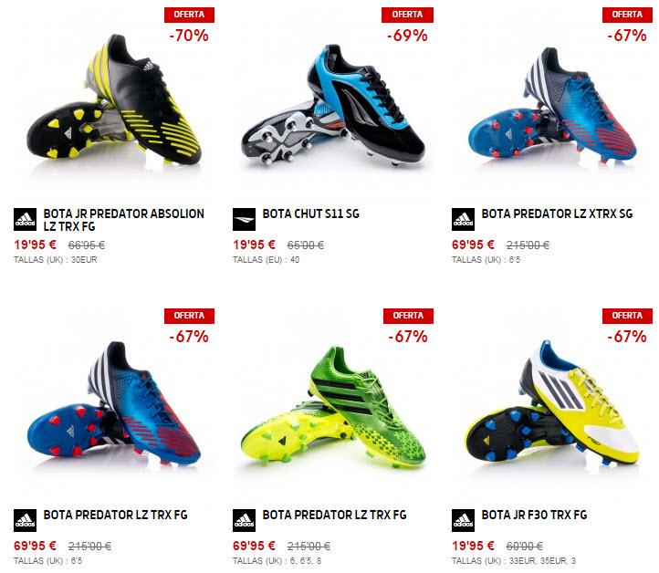 soloporteros botas de futbol