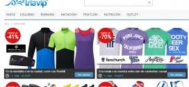 Triavip: opiniones del outlet online de ciclismo