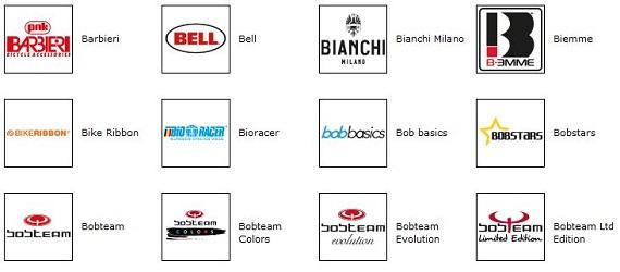Bobshop marcas
