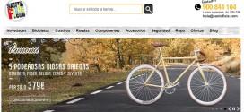 Santa Fixie: opiniones y comentarios del portal de bicicletas online