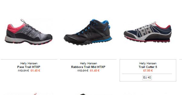 zapatillas de trail Helly Hansen