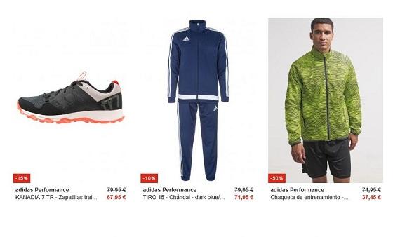 rebajas zalando 2016 Adidas