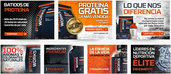 the protein works opiniones