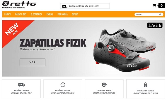 equipaciones de ciclismo online