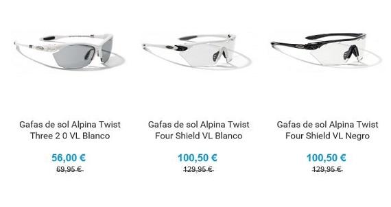 gafas fotocromáticas precios