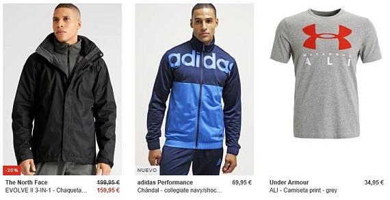 zalando ropa deportiva hombre