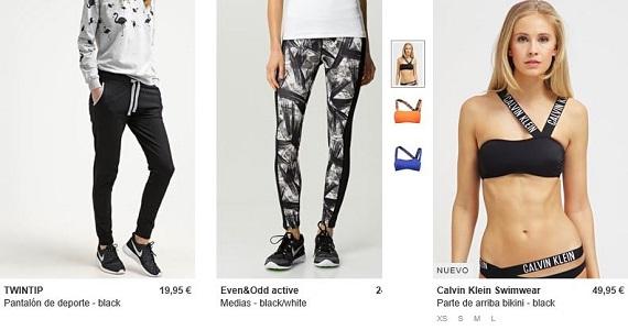 zalando ropa deportiva mujer