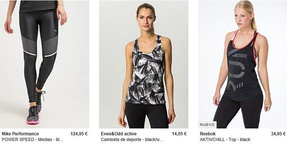 zalando ropa deportiva precios