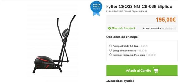bicicletas elípticas baratas