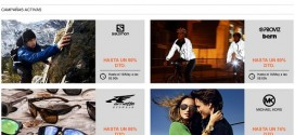 Outletinn España: opiniones del outlet Asics y Mammut