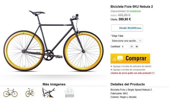 bicicletas fixie online