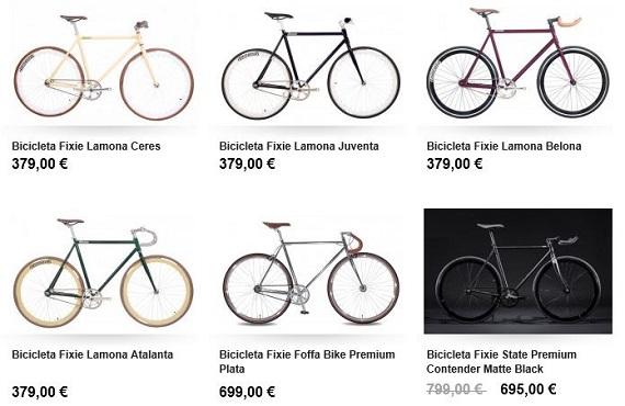 bicicletas fixie opiniones