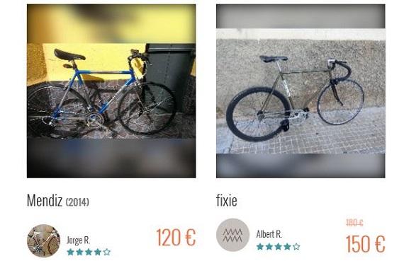 bicicletas fixie segundam mano