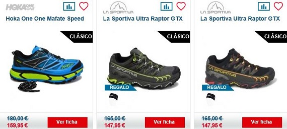 deporr zapatillas trail