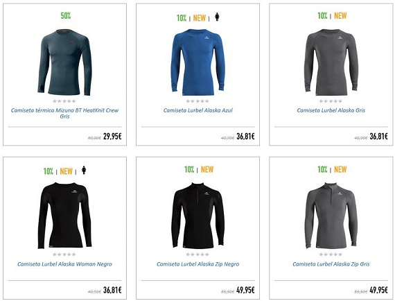 ropa deportiva para ciclistas