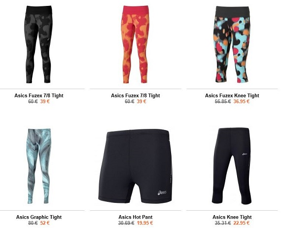 ropa deportiva running