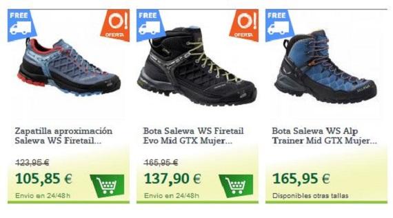 e7a8aeef Botas de montaña baratas: ofertas y precios para hombre y mujer