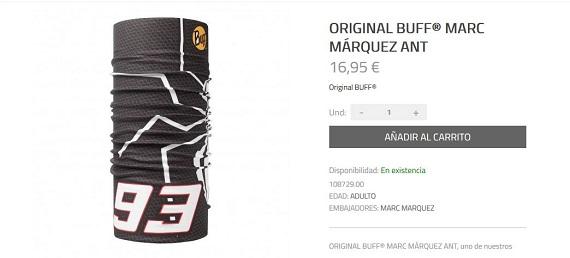 Buff Marc Marquez
