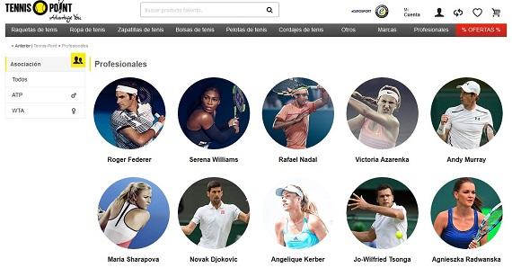 cordajes de tenis