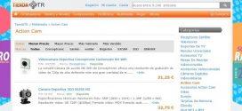 Cámaras deportivas 4K baratas y online: precios con Wifi y con GPS