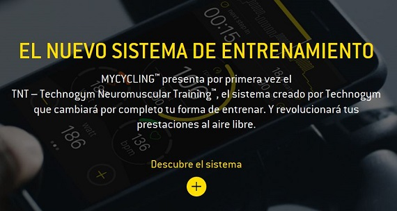 technogym mycycling
