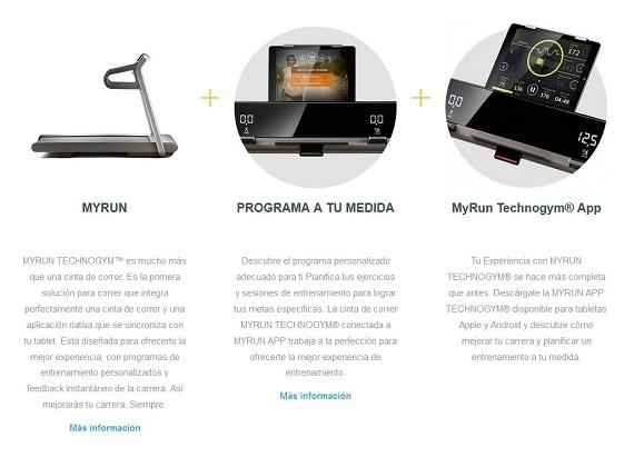 technogym tienda online