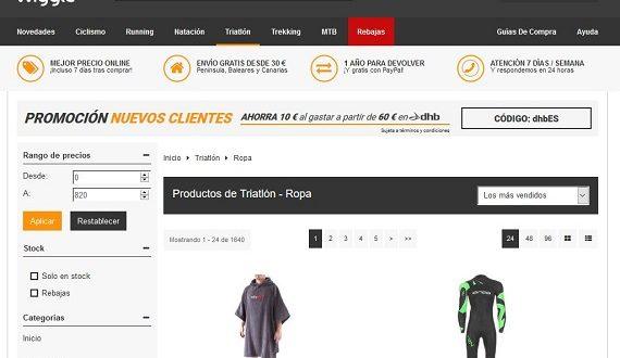 Ropa triatlón barata y online: neopreno para niños, hombre y mujer