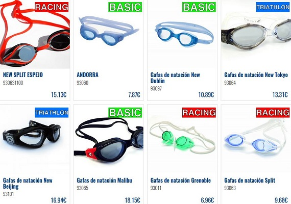 turbo gafas