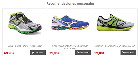 zapatillas running online