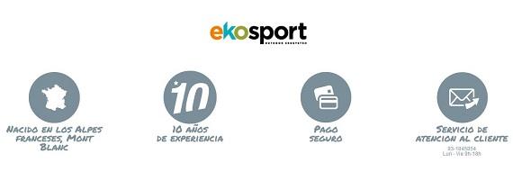 ekosport opiniones y comentarios