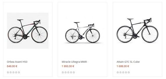 biciescapa bicicletas