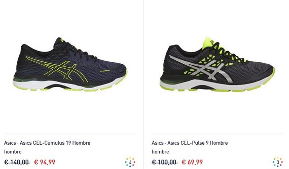intersport asics