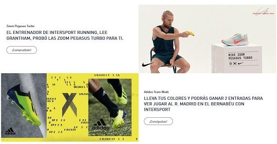 intersport tienda online